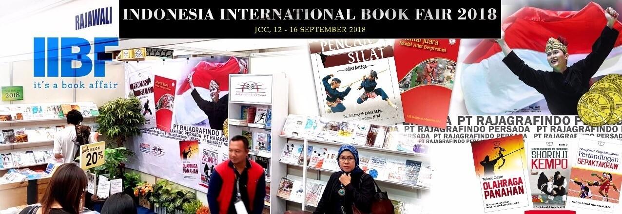 Indonesia International Book Fair (IIBF) 2018