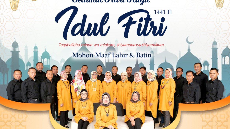 Selamat Hari Raya Idul Fitri 1441 H   2020M