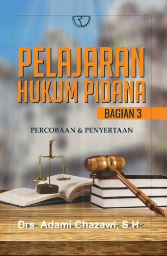 Pelajaran Hukum Pidana 3